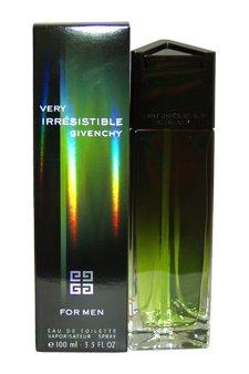 Givenchy Very Irresistible 3.3 oz EDT Spray Men NEW