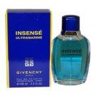 Givenchy Insense Ultramarine 3.4 oz EDT Spray Men NEW