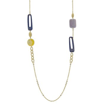 NEW 14K Gold Chain Various Charms Necklace