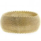 NEW 14K Monaco Gold Bangle Bracelet