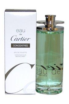 Eau de Cartier Concentree 6.75 oz EDT Spray Men NEW