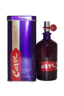 Curve Connect Liz Claiborne 3.4 oz EDT Spray Women