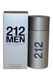 Carolina Herrera 212 3.4 oz EDT Spray Men NEW