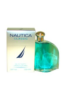 Nautica Nautica Classic 3.4 oz EDT Spray Men NEW
