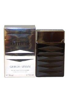 Giorgio Armani Attitude 1.7 oz EDT Spray Men NEW