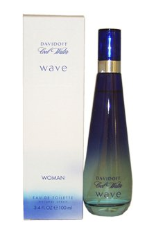 Cool Water Wave Zino Davidoff 3.4 oz EDT Spray Women