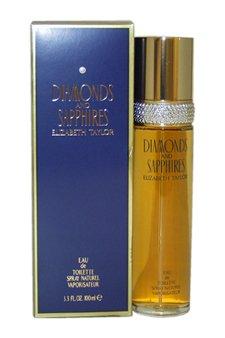 Diamonds & Sapphires Elizabeth Taylor 3.3 oz EDT