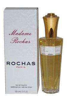 Madame Rochas Rochas 3.4 oz EDT Spray Women