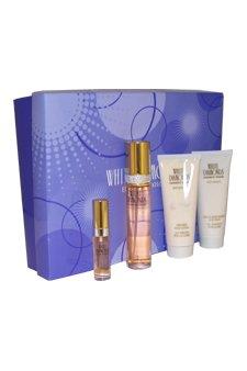 White Diamonds Elizabeth Taylor 4 pc Women Gift Set