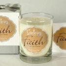 Cadeau Soy Faith Sage & Citrus Jar Candle 10.5 oz