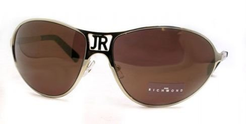 John Richmond JR 53804Gold Unisex Sunglasses