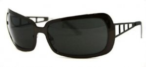 John Richmond JR 50602 Women Black Sunglasses