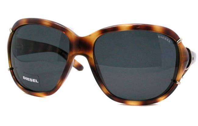 Diesel 0086/S 0H88 Demi Blond Womens Sunglasses