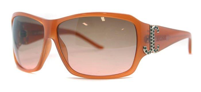 Roberto Cavalli JC 164S 602 Orange Womens Sunglasses