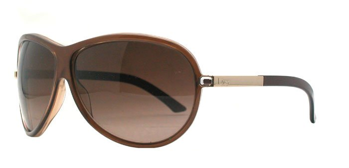 Christian Dior Diorissime Strass TSH Brown Sunglasses