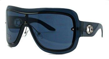 Christian Dior Look RQR Navy Blue Womens Sunglasses