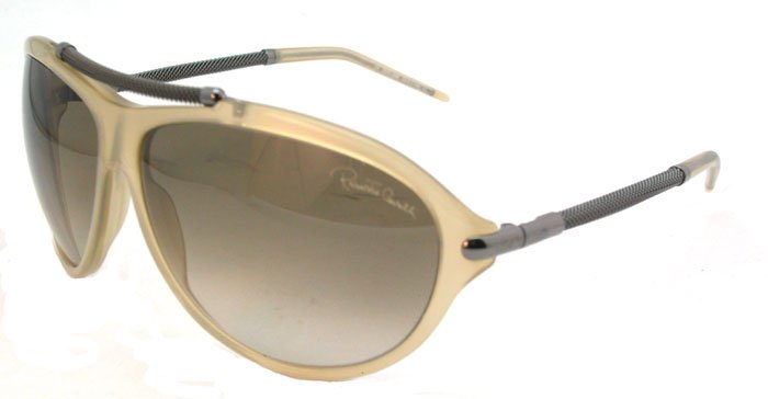 Roberto Cavalli RC 401 115 Beige Womens Sunglasses
