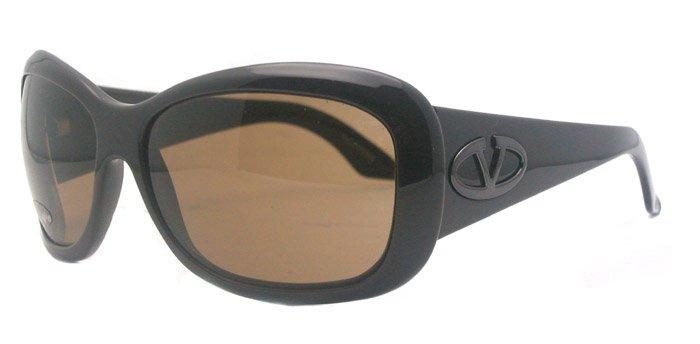 Valentino 5555/S COK Womens Brown Sunglasses