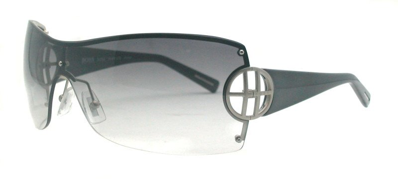 Hugo Boss 0164/U/S VHP Silver Gray Womens Sunglasses