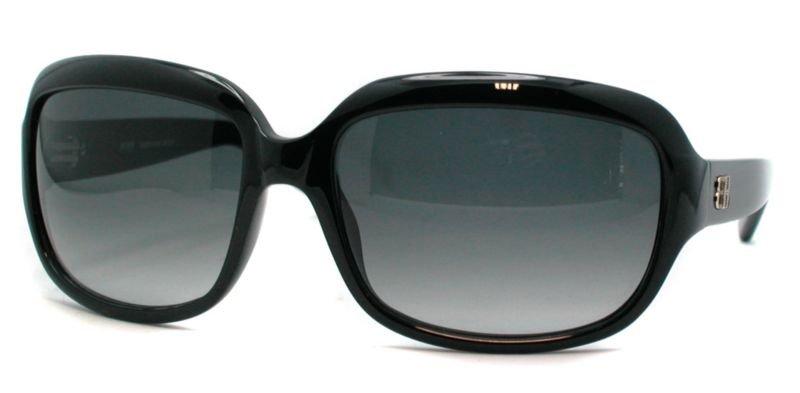 Hugo Boss 0025/S 0807 Black Womens Sunglasses