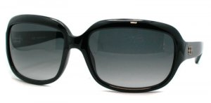 Hugo Boss 0025/S 0807 Black Womens Sunglasses