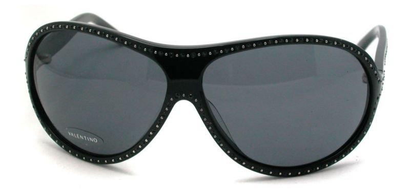 Valentino 5534/S 08078 Womens Black Sunglasses