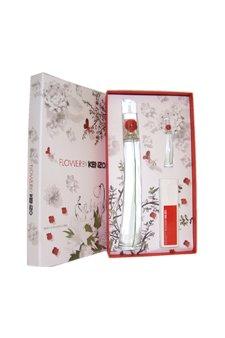 Flower Kenzo 3 pc Women Gift Set