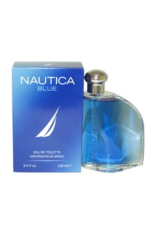 Nautica Blue Nautica 3.4 oz EDT Spray Men