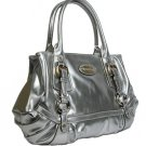 Gianfranco Ferre 67 TXDBKE 80584 Silver Handbag Purse