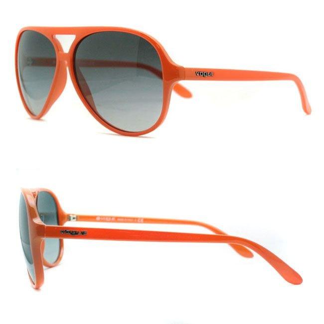 Vogue VO25788 171211 2N Orange Unisex Sunglasses