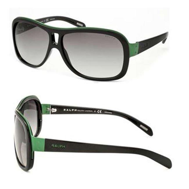 Ralph Lauren RA 5083 806/11 Unisex Black Sunglasses