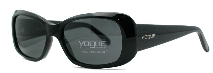 Vogue VO2606S W44/87 3N Women Black Sunglasses