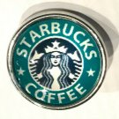 Coffee Shop snap button 18mm fit ginger snap Noosa Jewelry Fast Shipping Gift