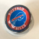 Buffalo Bills snap button 18mm fit ginger snap Jewelry Fast Shipping
