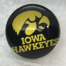 Iowa Hawkeyes snap button 18mm fit ginger snap Jewelry Fast Shipping