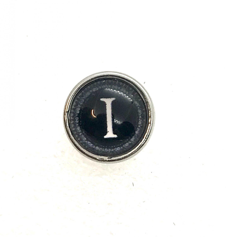 Alphabet 12mm mini snaps Gingersnaps Jewelry Noosa Magnolia