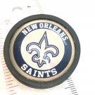 Brooch Pin 30mm Handmade New Orleans Saints team football sport