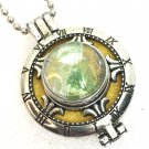 Snap 20mm Aromatherapy Pendant with Hand  Painted 20mm Snap