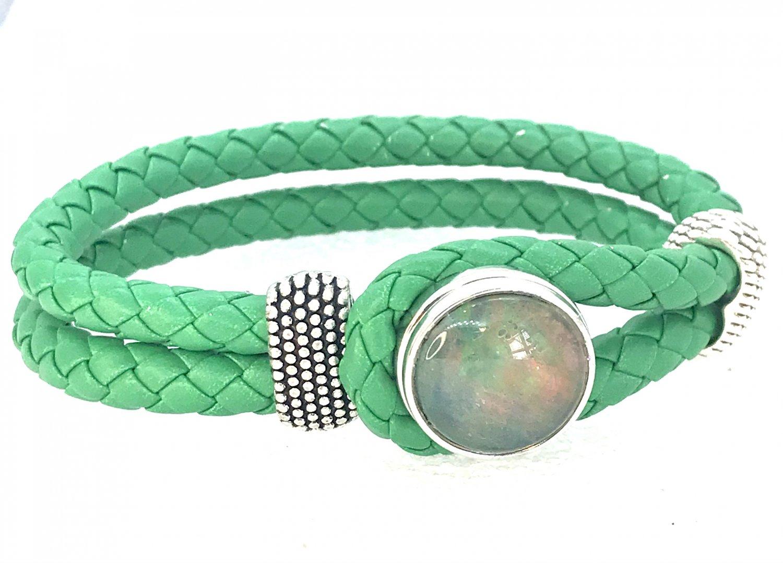 Snap Bracelet handmade snap 18mm Noosa