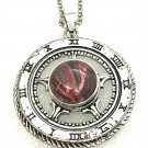 Watch face Snap Necklace 18-20mm Snap Mothers Valentines Christmas Birthday Gift
