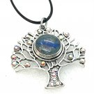 Tree of life Pendant 20mm handmade Snap  Necklace  18mm Snap Jewelry