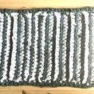 Rag Rug handmade Bathroom kitchen mat