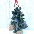 20cm Christmas tree With ornament/handmade