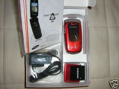 New Samsung SGH A437 T-Mobile AT&T Quad Band - Unlocked