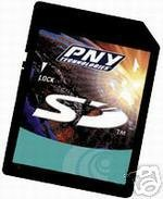 PNY 512MB SD Memory Secure Digital Card