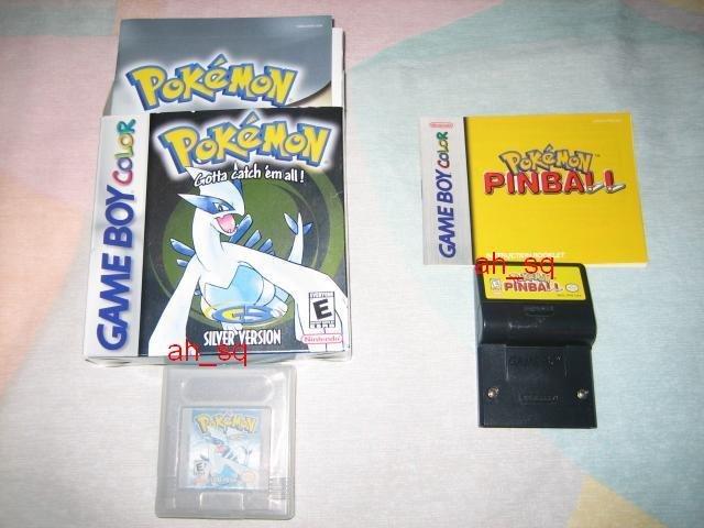 Pokemon Pinball (Game Boy Color, 1999)