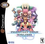 Phantasy Star Online: SEGA (Dreamcast, 2001)