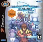 Phantasy Star Online Version 2 (Dreamcast, 2001)