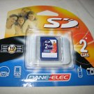 Dane-Elec 2GB SD Secure Digital Card - DA-SD-2048-R