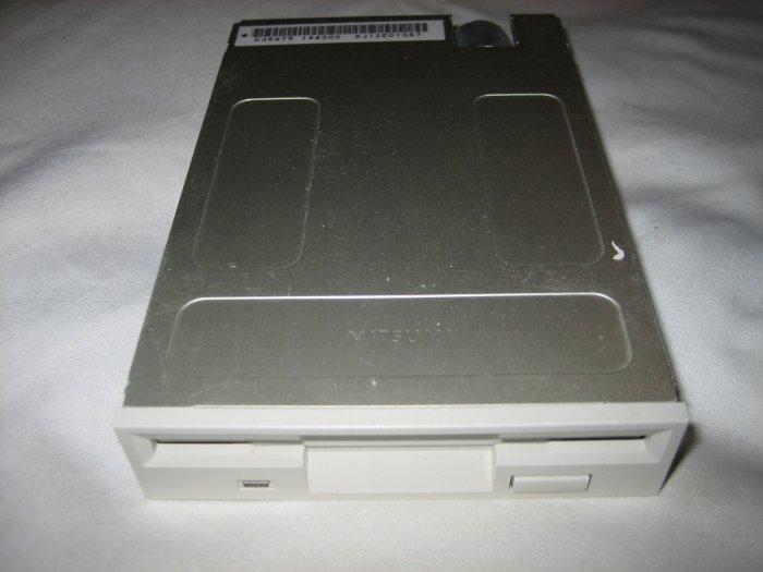 "Beige Newtronics 3.5"" Floppy Drive"